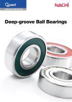 Deep-groove Ball Bearings - 1