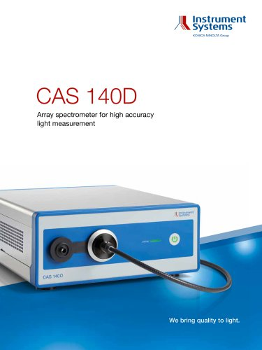 CAS 140D CCD Array Spectrophotometer