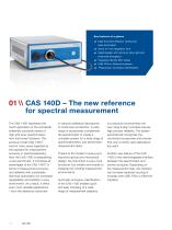 CAS 140D CCD Array Spectrophotometer - 2
