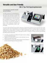 Color Measurement Solutions for the Food Industry - 2