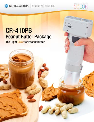 CR-410 PB PEANUT BUTTER COLORIMETER