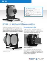 ISP Series Integrating Spheres - 11