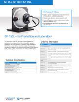 ISP Series Integrating Spheres - 8