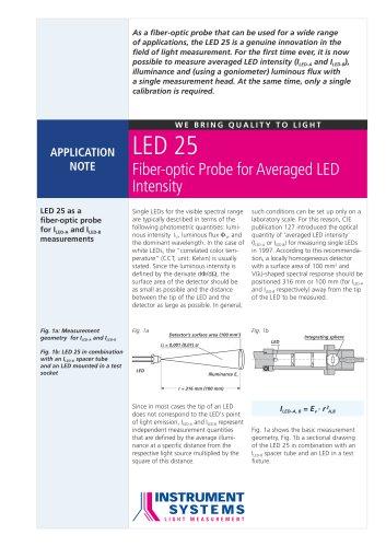 LED 25