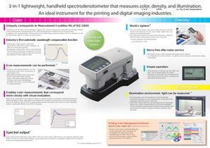 Spectrophotometers / Portable FD-7 - 2