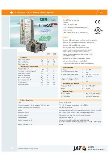 ECOVARIO® 114 D