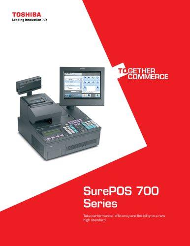 SurePOS 700 Series