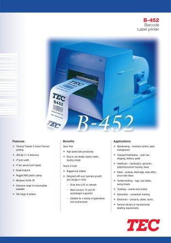 TOSHIBA B-452
