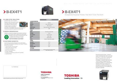 TOSHIBA B-EX4T1
