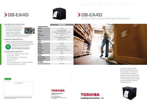 TOSHIBA DB-EA4D