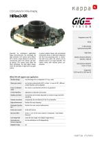 Digital GigE Vision X-Ray Camera Module