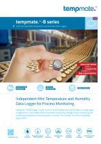 tempmate.®-B series