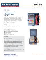 Digital Insulation & Continuity Meter