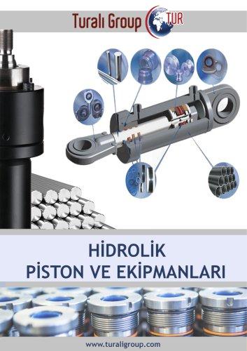 Hydraulic Cylinder and Equipments