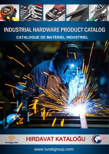 INDUSTRIAL HARDWARE PRODUCT CATALOG