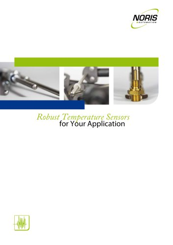 Robust Temperature Sensors for Your Application