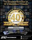 Catalog 2012A - Antennas and Standard Gain Horns
