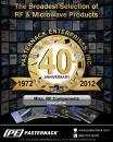 Catalog 2012A - Miscellaneous RF Components