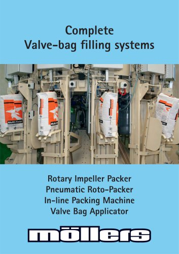 Complete Valve-Bag Filling Systems