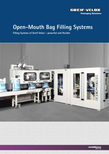 Open-Mouth Bag Filling Systems