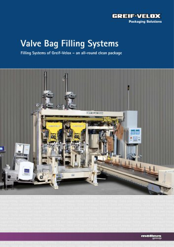 Valve-Bag Filling Systems