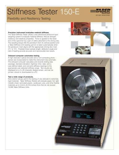 TABER Stiffness Tester (Model 150-E)