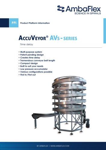 AccuVeyor® AVs