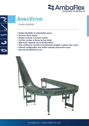 AmbaVeyor Leaflet