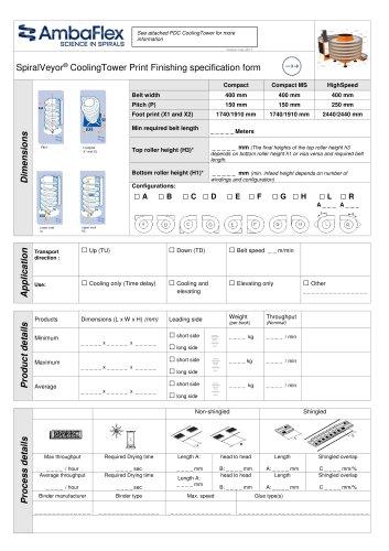CoolingTowerSpecform