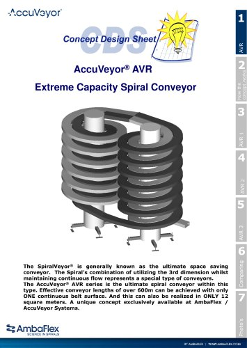 Extreme Capacity Buffer Concept