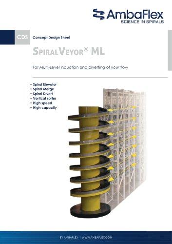 SpiralVeyor® ML leaflet