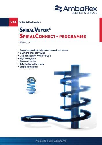 SpiralVeyor®SpiralConneCt-programme