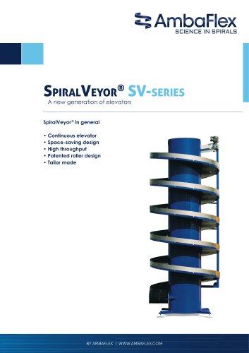 SpiralVeyor® SV leaflet
