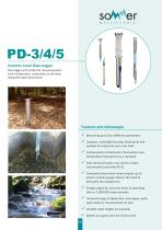 Level Data Logger PD-3/4/5