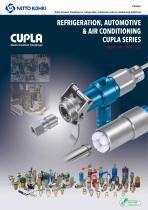 Quick Connect Couplings CUPLA for HVAC production