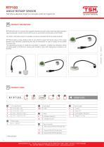 Sensors RTP100 - 2