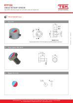Sensors RTP100 - 5