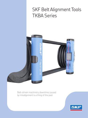 Belt alignment tools TKBA series TKBA 10 / TKBA 20 / TKBA 40