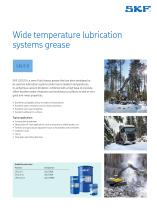 Low temperature chassis grease LGLS 0