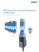 SKF Automatic Lubricant Dispenser TLMR series