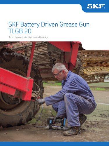 SKF Battery Driven Grease Gun TLGB 20