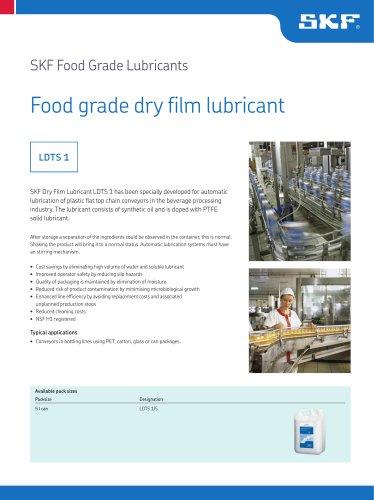 SKF Dry Film Lubricant LDTS 1