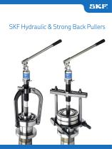SKF Hydraulic & Strong Back Pullers