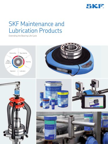 SKF Maintenance and Lubrication Product