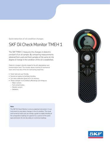 SKF Oil Check Monitor TMEH 1