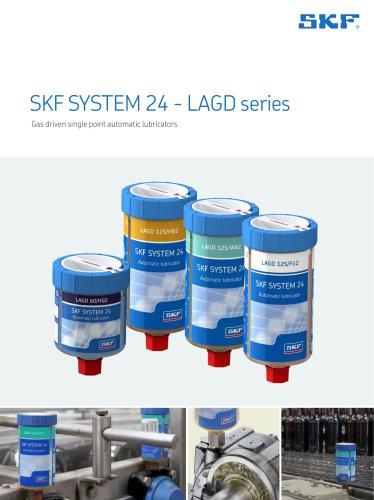 SKF SYSTEM 24 LAGD Series - Leaflet