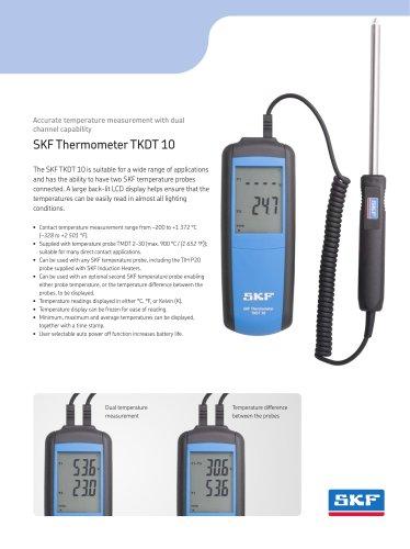 SKF Thermometer TKDT 10