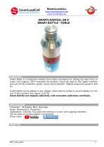 SB-F top load force testing bottle - 1