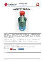 SB-TF torque-force (top load) testing bottle - 1