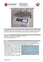 ST-M2 manual desktop torque tester - 1
